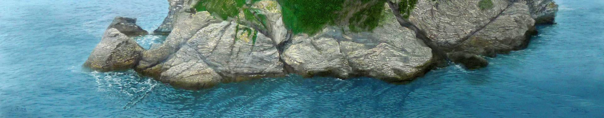 Bannière mer - Lakita Peintures